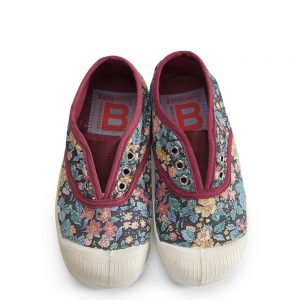 Bensimon  - KIDS ELLY TENNIS LIBERTY MULTICOLOR - Footwear