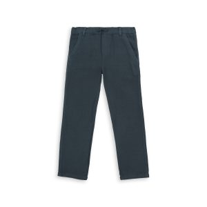 Bonton  - FUSEE COTTON PANTS CHARCOL - Clothing