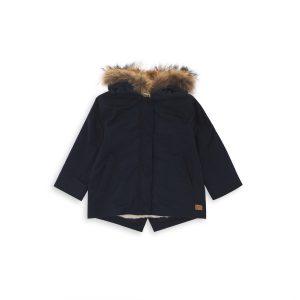 Bonton  - MERLIN PARKA NAVY - Clothing