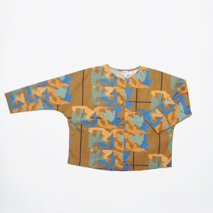 Leoca  - LILAS SHIRT FAIENCE - Clothing
