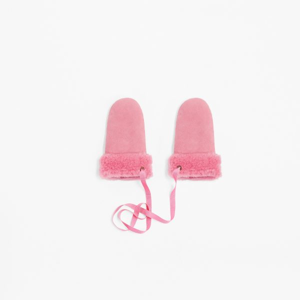 Toasties  - MITTENS BABY PINK - Accessories