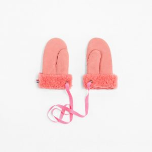 Toasties  - MITTENS KIDS PINK - Accessories