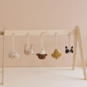 Main Sauvage  - RABBIT HANGING RATTLE - Accessories