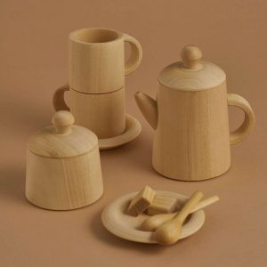Raduga Grëz  - TEA SET NATURAL - Toys