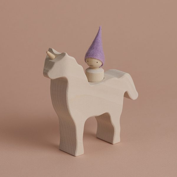 Raduga Grëz  - UNICORN WITH GNOME