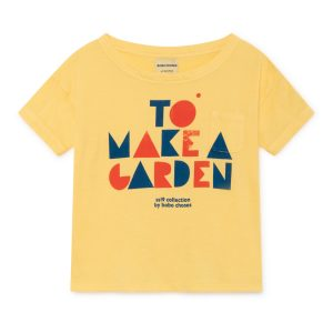 Bobo Choses  - GEOMETRIC SHORT SLEEVE T-SHIRT - Clothing