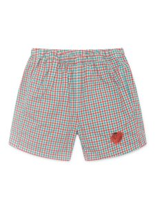 Bobo Choses  - VICHY SHORTS - Clothing