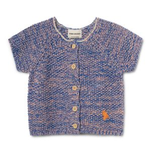 Bobo Choses  - B.C. SHORT SLEEVE CARDIGAN - Clothing