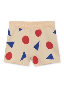 Bobo Choses  - POLLEN KNITTED SHORTS - Clothing