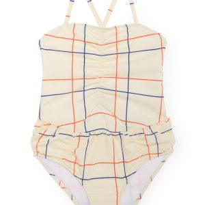 Bobo Choses  - LINES SWIMSUIT - Clothing