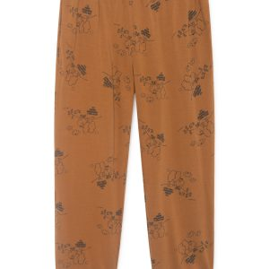 Bobo Choses  - TANGERINE TRACKSUIT - Clothing