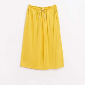 Bellerose  - ABA SKIRT YELLOW - Clothing