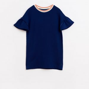 Bellerose  - VARIA DRESS BLUE - Clothing