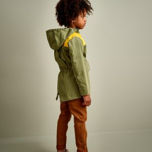 Bellerose  - HYNNO COAT KHAKI - Clothing