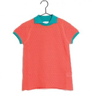 Wolf & Rita  - SARA JUMPER ORANGE - Clothing