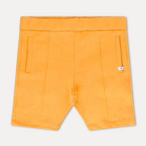 Repose AMS  - RARE YELLOW GOLD JOGGER SHORT - Clothing
