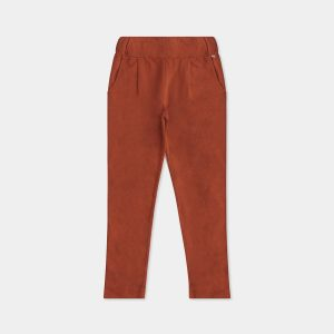 Repose AMS  - DARK HAZEL CHINO PANTS - Clothing