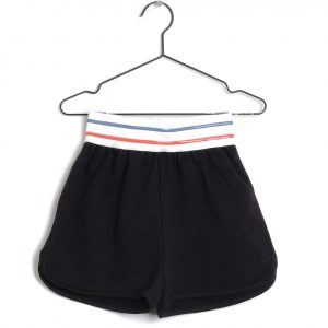 Wolf & Rita  - AUGUSTO SHORTS BLACK - Clothing