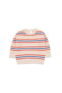 Tinycottons  - STRIPES SWEATER - Clothing