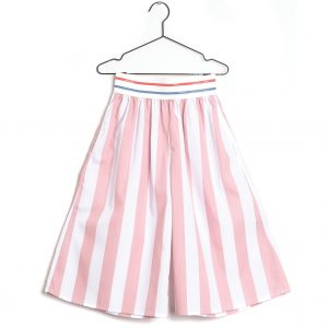 Wolf & Rita  - ELSA TROUSERS PINK STRIPES - Clothing
