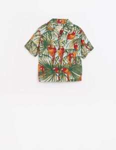 Bellerose  - ARNO TROPICAL SHIRT - Clothing