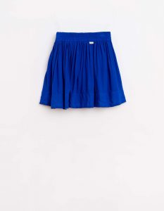 Bellerose  - AVENUE SKIRT KLEIN BLUE - Clothing