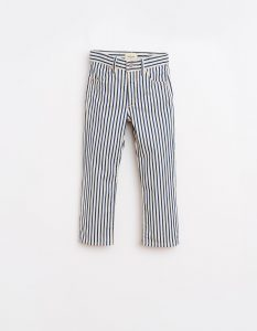Bellerose  - PINATA PANTS LIGHT STONE WASH - Clothing