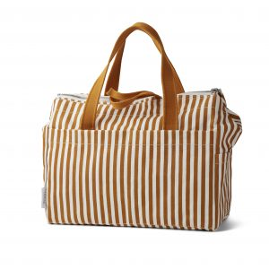 Liewood  - MELVIN MOMMY BAG MUSTARD STRIPE - Accessories