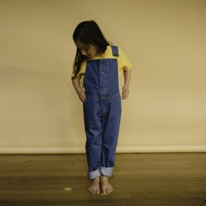Repose AMS  - DUNGAREE DENIM BLUE - Clothing