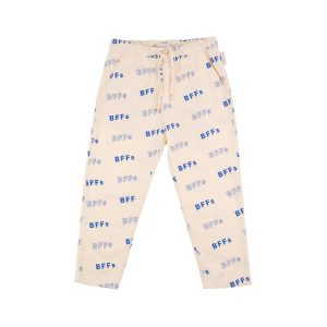 Tinycottons  - BFFs CROPPED PANT - Clothing