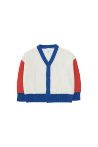 Tinycottons  - COLOR-BLOCK CARDIGAN - Clothing