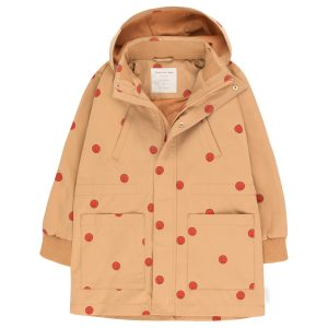 Tinycottons  - HAPPY FACE JACKET - Clothing
