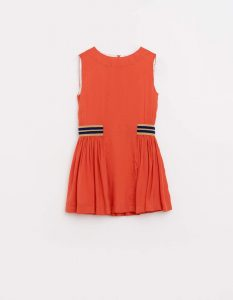 Bellerose  - ARCHER DRESS SCARLETTE - Clothing