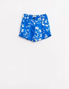 Bellerose  - PAPIE SHORTS BLUE - Clothing