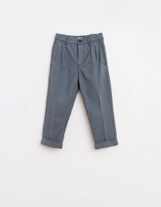 Bellerose  - PEACES PANTS DARK GREY - Clothing
