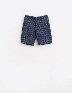 Bellerose  - PICO SHORTS NAVY - Clothing
