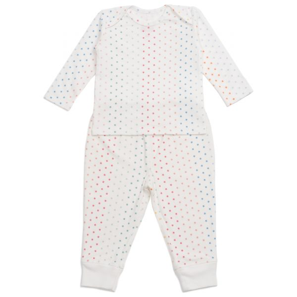 Bonton  - TAMBOURIN 2 PIECE BABY SET - Clothing