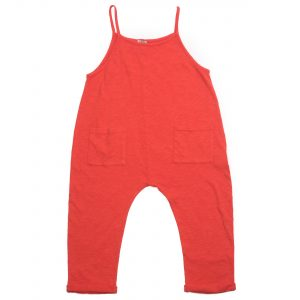 Bonton  - TESS JUMPSUIT ORANGE - Clothing