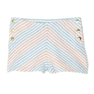 Emile et Ida  - MULTICOLOR SHORTS - Clothing