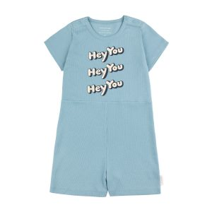 Tinycottons  - HEY YOU RELAXED ROMPER - Clothing