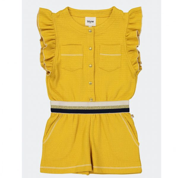 Blune  - BLONDIE OVERALL SUNFLOWER - Clothing