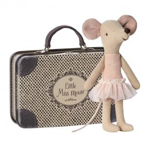 Maileg  - BALLERINA BIG SISTER IN SUITCASE - Toys