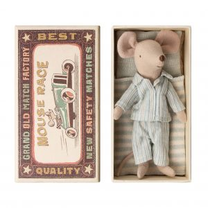 Maileg  - BIG BROTHER MOUSE IN BOX - Toys