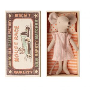 Maileg  - BIG SISTER MOUSE IN BOX - Toys