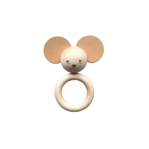 Garbo&Friends  - MR MOUSE TEETHER - Accessories