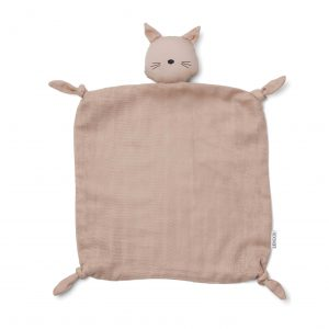 Liewood  - AGNETE CUDDLE CLOTH CAT ROSE - Homeware