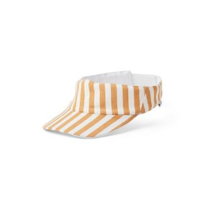 Liewood  - GRAHAM VISER MUSTARD STRIPE - Accessories