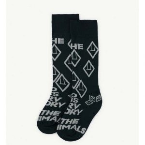 The Animals Observatory  - HEN KIDS SOCKS GREEN - Clothing