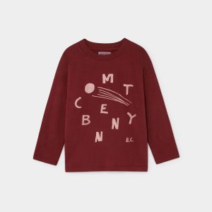 Bobo Choses  - COMET BENNY LONG SLEEVE T-SHIRT - Clothing