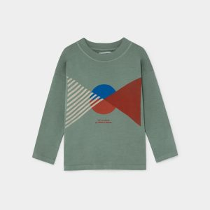 Bobo Choses  - FLAG LONG SLEEVE T-SHIRT - Clothing